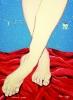 Die Beine von Carina